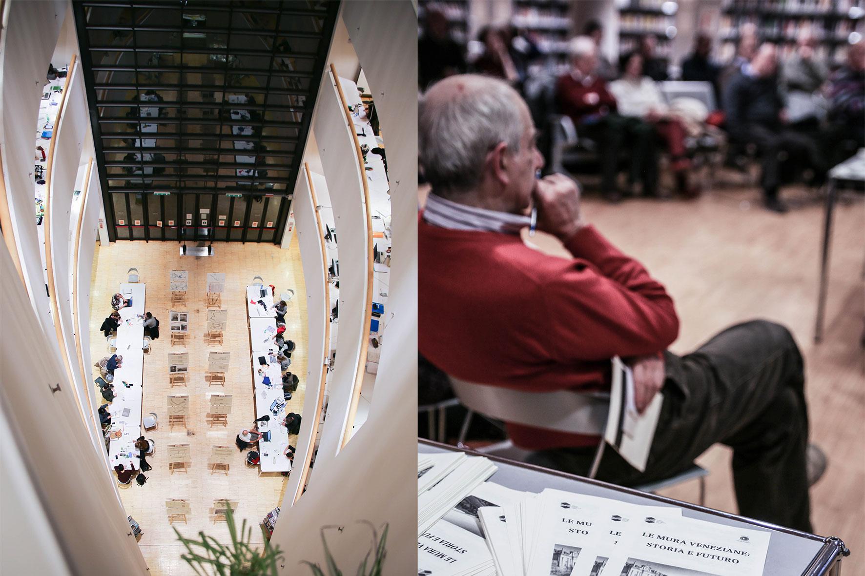 LE MURA VENEZIANE: STORIA E FUTURO Ciclo di incontri in Bilblioteca