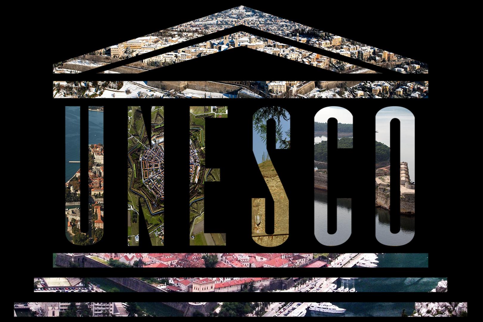 SIAMO PATRIMONIO MONDIALE UNESCO