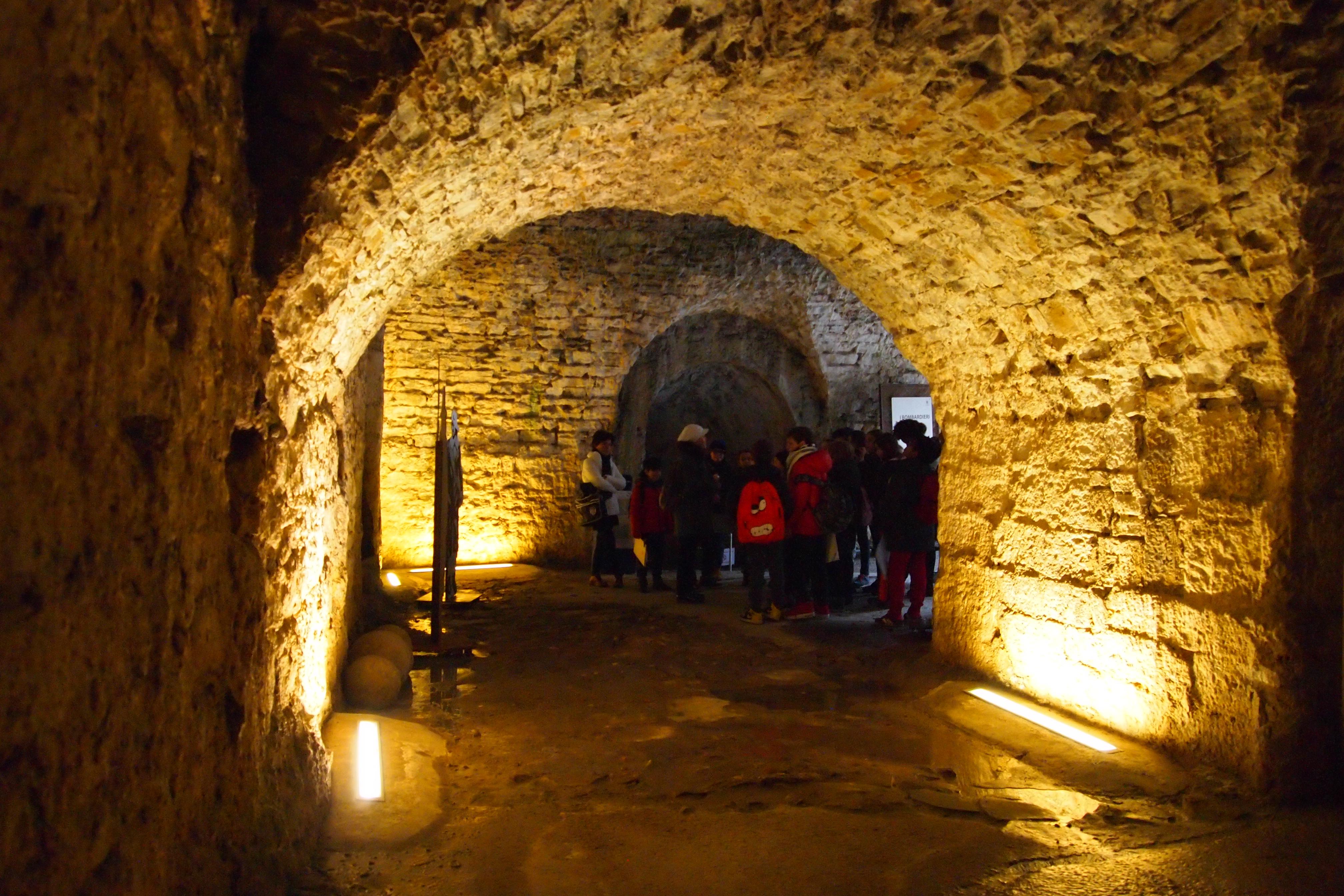 Architetti A Bergamo visite guidate 2018 – venetian fortresses