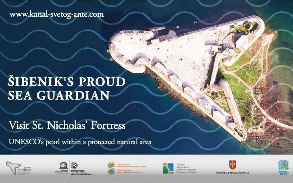Visit St. Nicholas Fortress