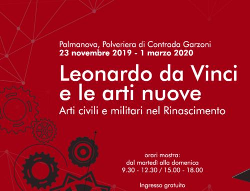 Leonardo da Vinci e le arti nuove – Mostra
