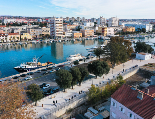 OPENING OF THE NEW ZADAR PROMENADE