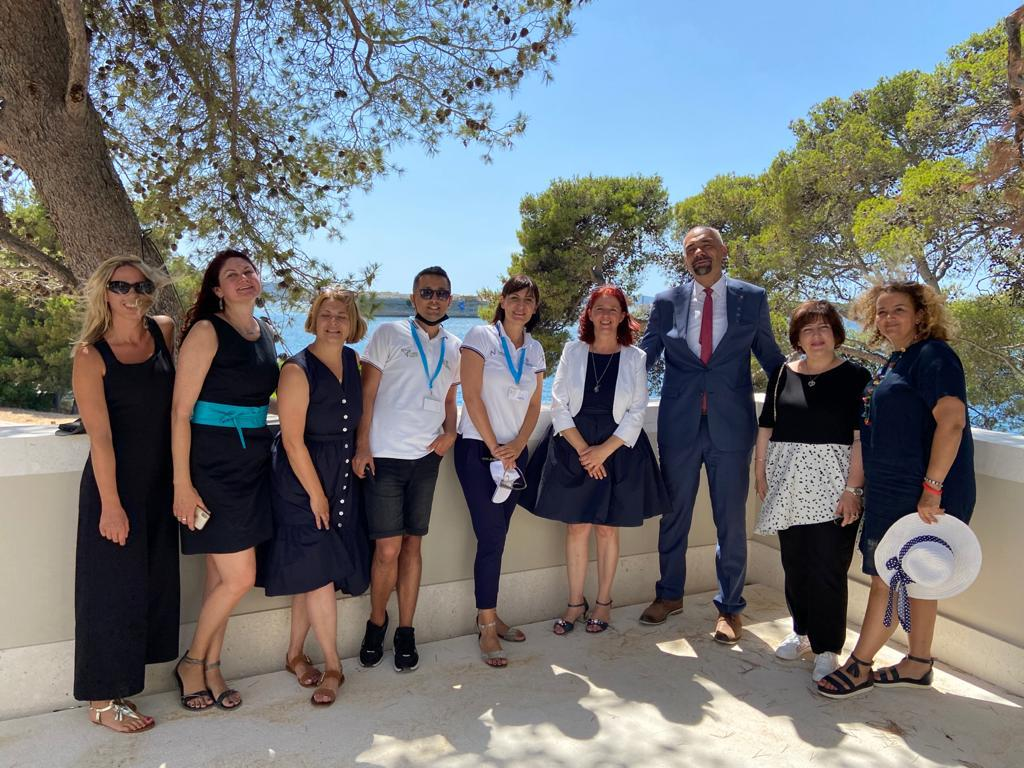 Šibenik-Knin County celebrated the 4th anniversary of the listing of the St Nicholas' Fortress on the UNESCO World Heritage List